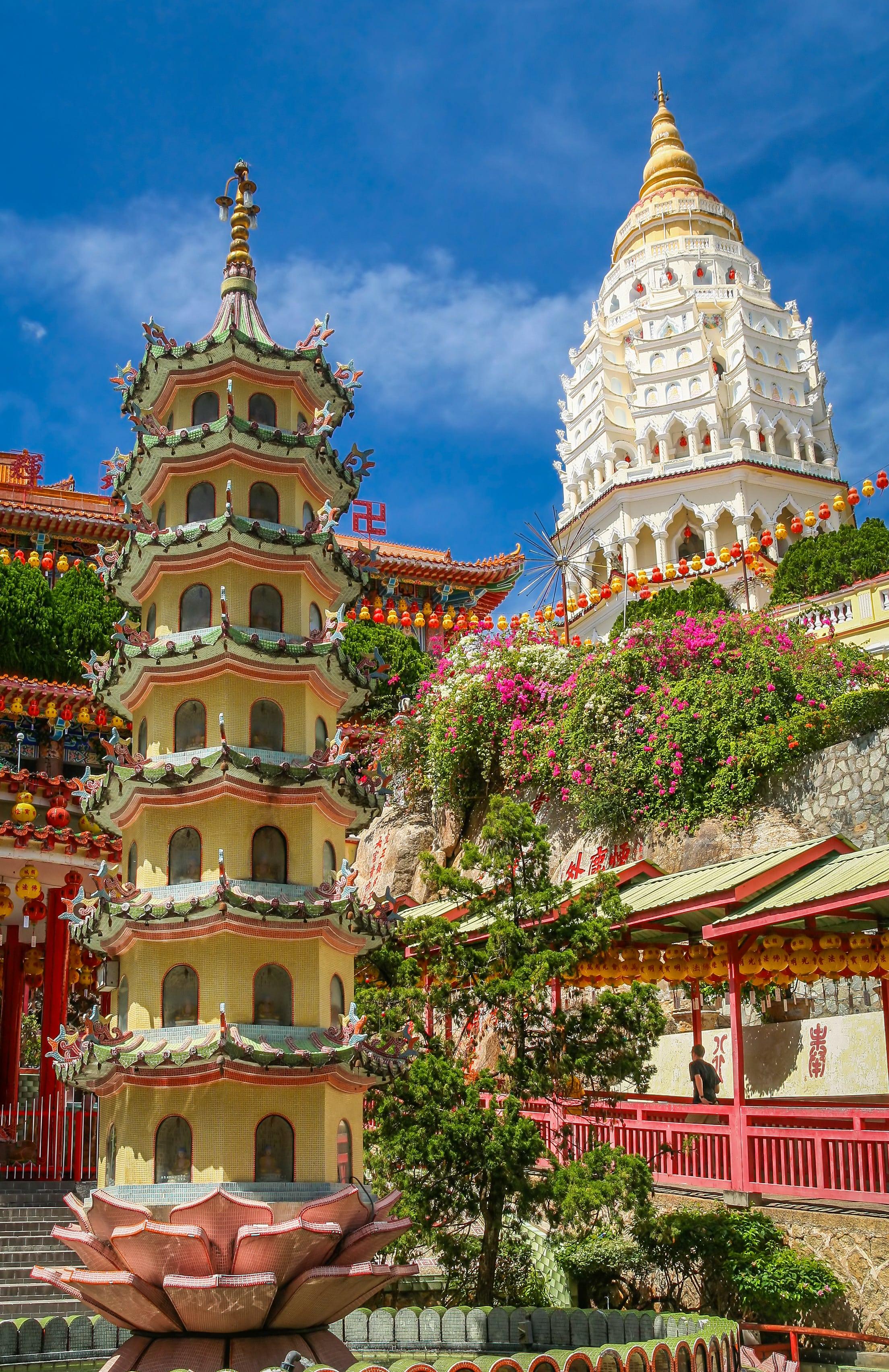 Kek Lok Si Temple Image