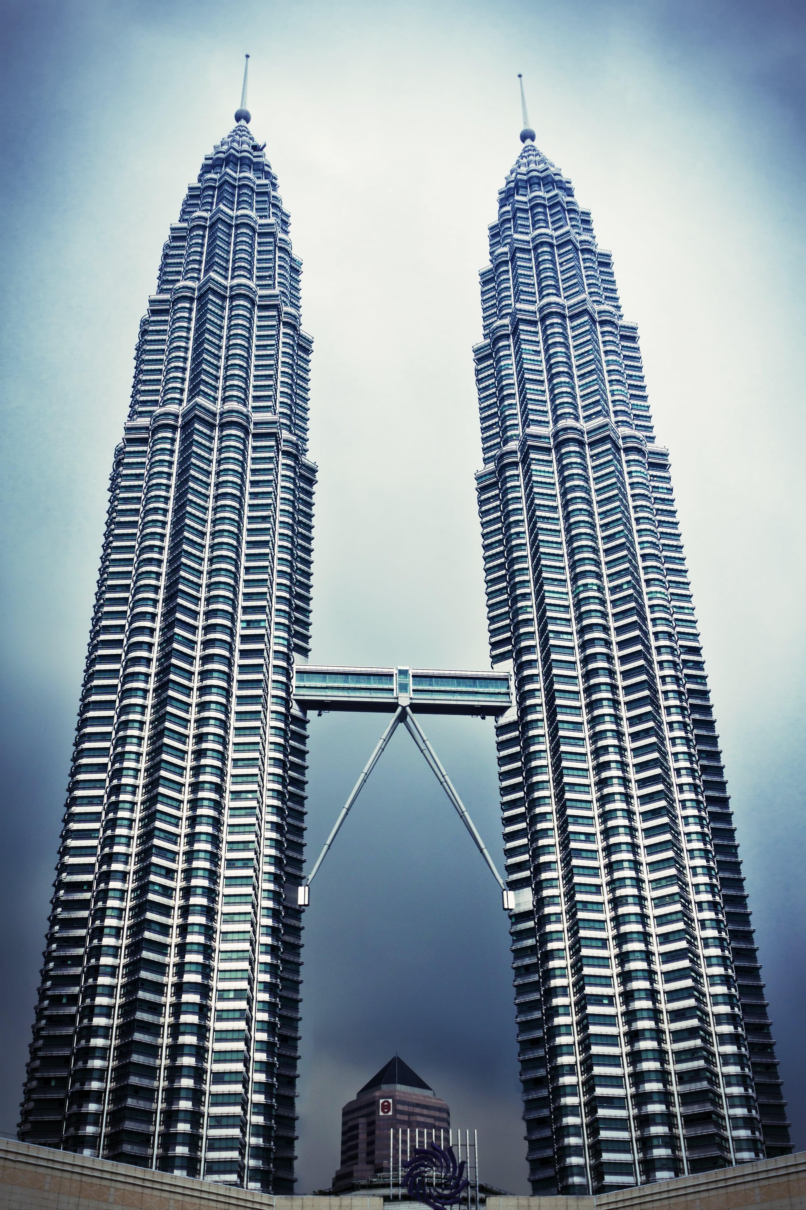 Petronas Twin Towers Image